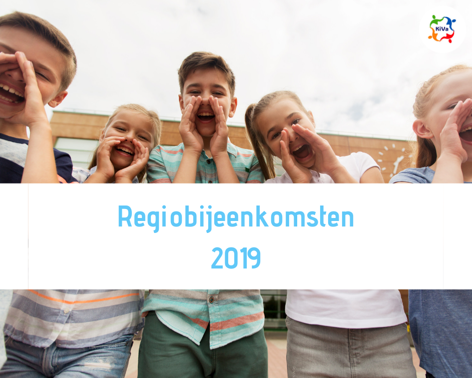 Regiobijeenkomsten september t/m november 2019